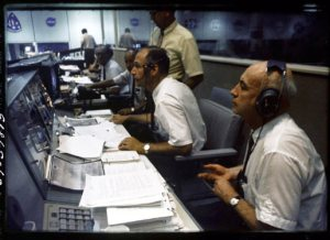 Apollo 11 Launch Control
