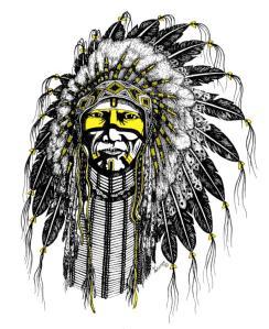 arapahoe warrior