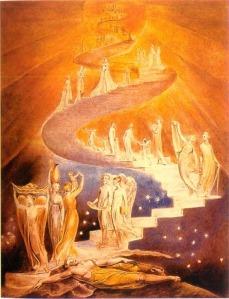 """Jacob's Ladder"" Raffaello, christusrex.org"