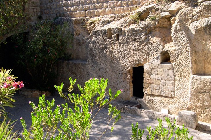The Garden Tomb in Jerusalem (by Brad)