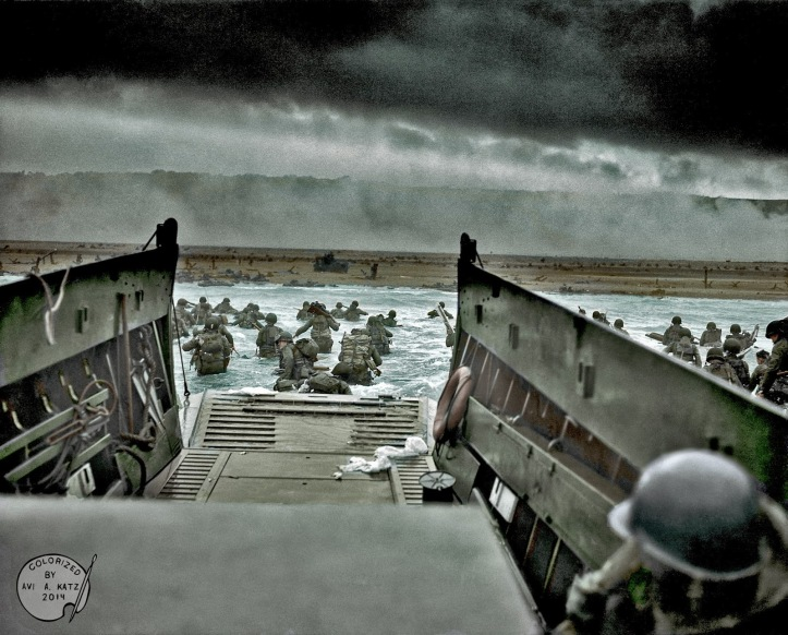 d day photo