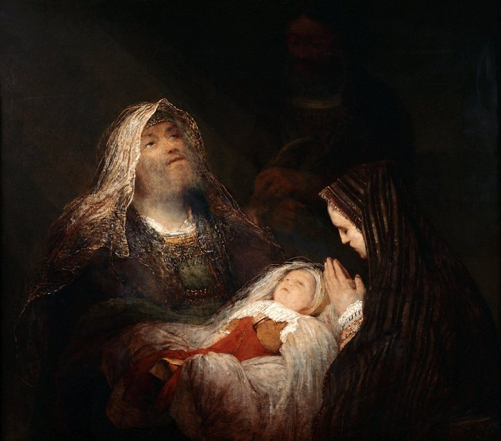 Aert_de_Gelder_1701 Simeon's Song of Praise