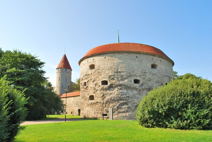 (Estonia) - Tallinn City - Fat Margaret tower