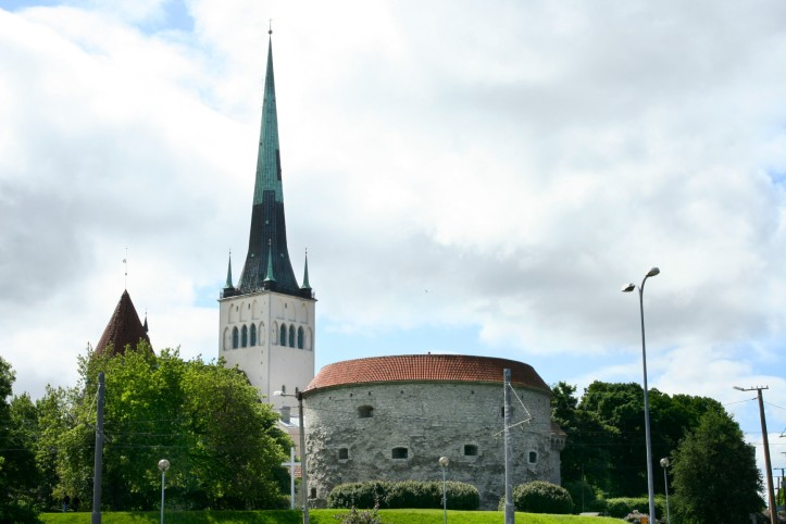 St._Olafs_church_Estonian_Maritime_Museum